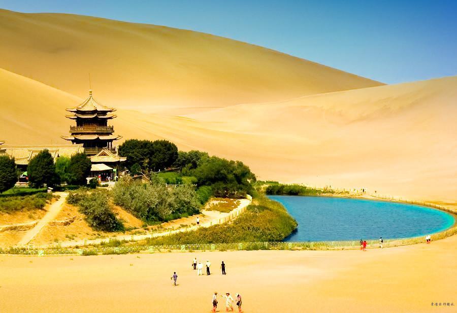 青海、敦煌大环线旅游