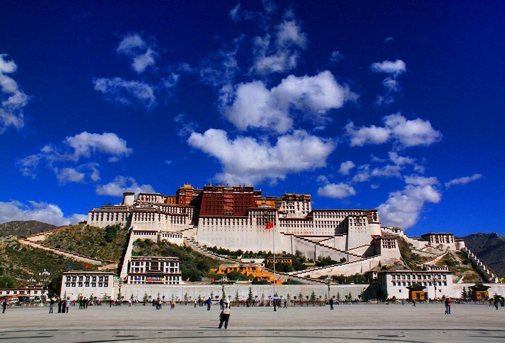 青海湖 茶卡盐湖-西藏6日游 魅力夏都 神圣的西藏净化之旅