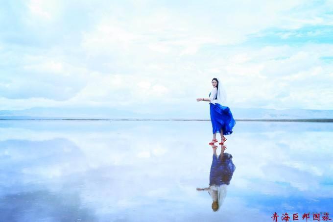 茶卡盐湖12
