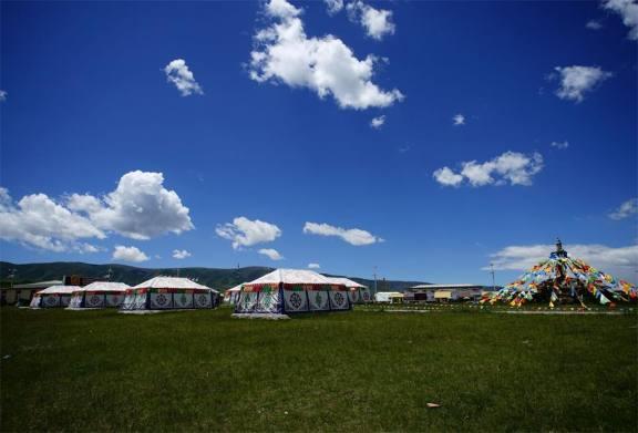 青海湖、茶卡盐湖、原子城纪念馆、金银滩纯玩二日游